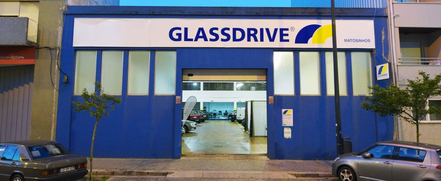 Nova Glassdrive em Matosinhos