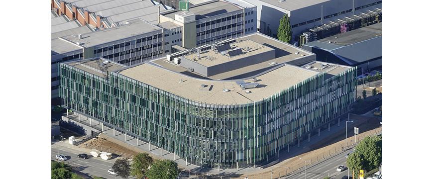Centro tecnológico Mann+Hummel