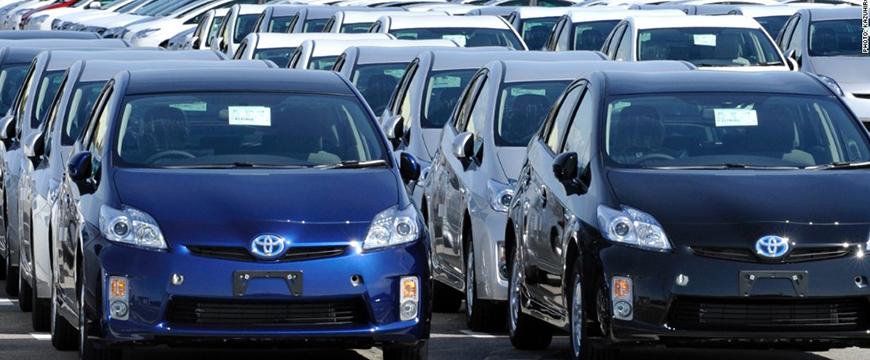 Recall Toyota e Lexus