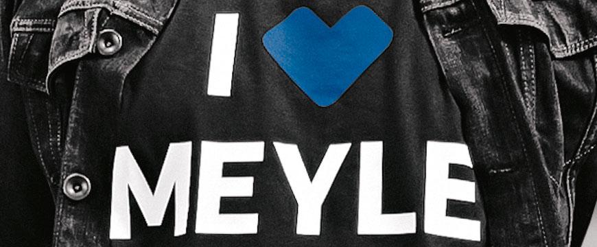 Meyle refresca imagem e apresenta novo slogan