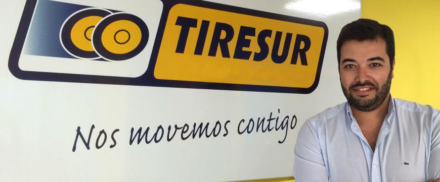 Armando Lima é o novo General Manager da Tiresur em Portugal