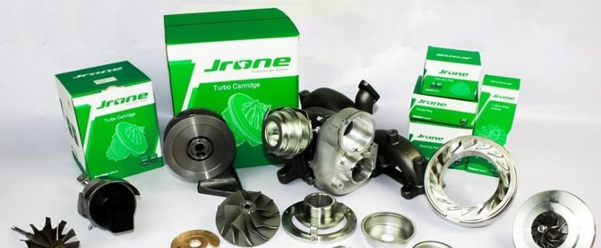 Turbodiscover promove turbos Jrone na Mecânica
