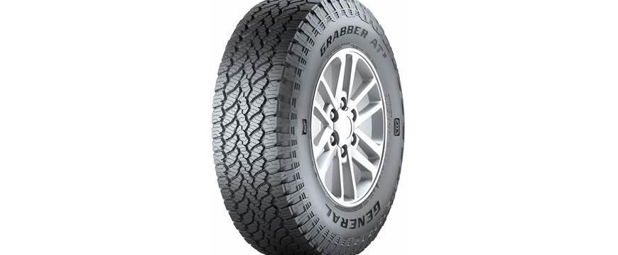 Grupo Andrés lança novo pneu da General Tire para 4×4