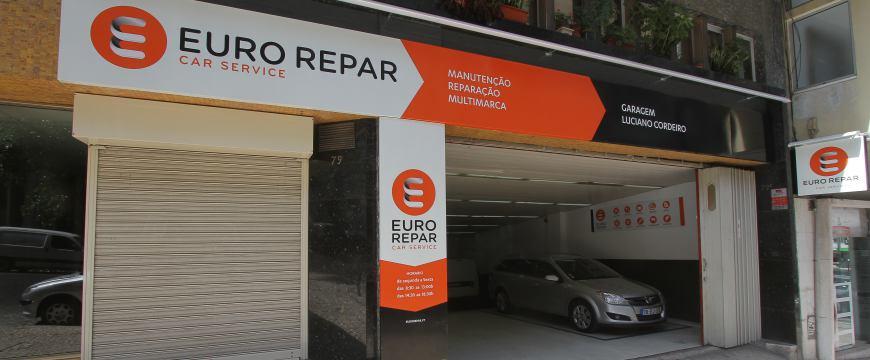 Rede De Oficinas Euro Repar Car Service Cresce Em Portugal Com