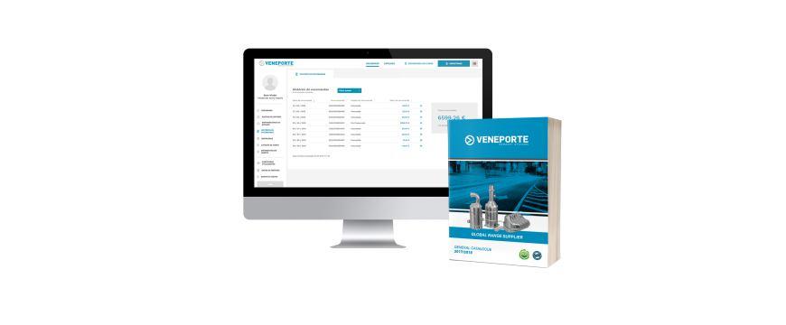 Veneporte lança nova plataforma B2B e novo catálogo