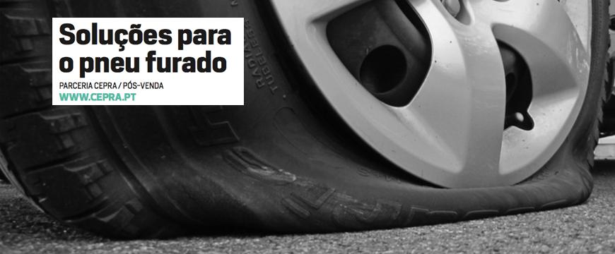 CEPRA: Soluções para o pneu furado