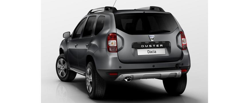Dacia chama 217 Duster à oficina