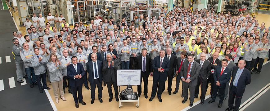 Renault investe 100 milhões e cria 150 postos de trabalho em Cacia