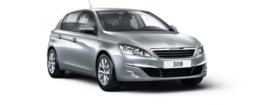 Peugeot recolhe 520 unidades do 308 à oficina