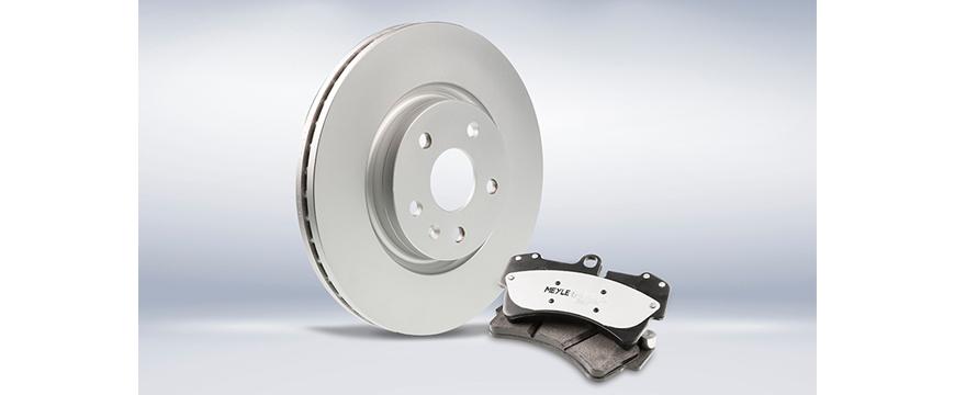 Discos de travão Meyle certificados segundo a Diretiva ECE R90