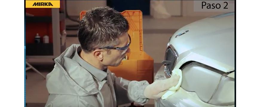 Processo de polimento de faróis (com vídeo)