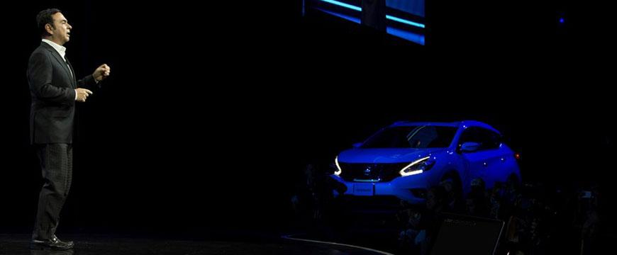 Nissan lidera futuro automóvel