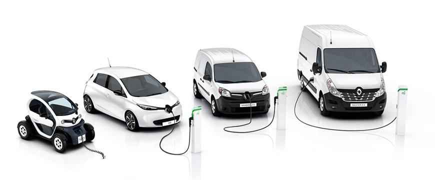 Renault Master elétrica