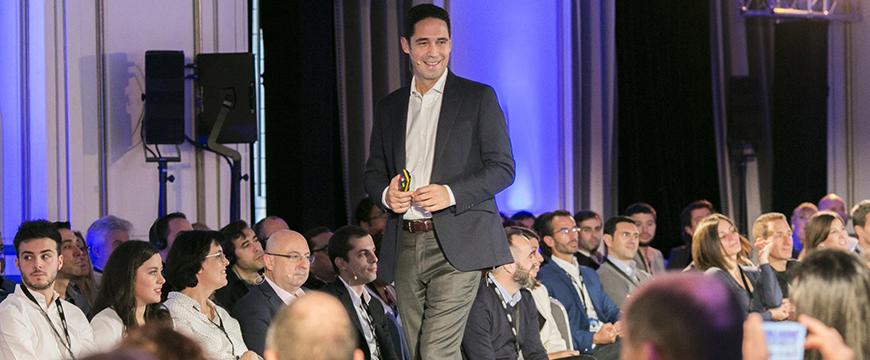 Vulco lançou planos para o futuro na convenção anual