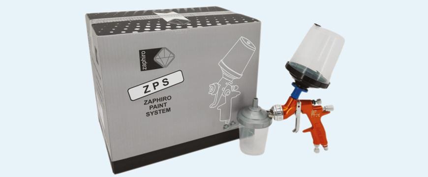 Zaphiro Paint System