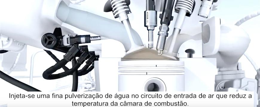 Bosch injeção água waterboost