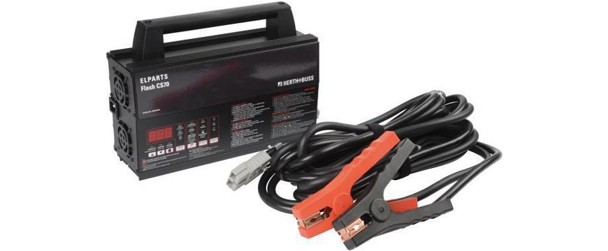Elparts carregador de baterias