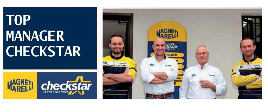 """Stand Asla lança desafio """"Top Manager"""" à rede Checkstar"""