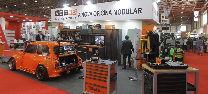 Bolas apresentou novidades da IPC, Telwin, Beta e Metabo