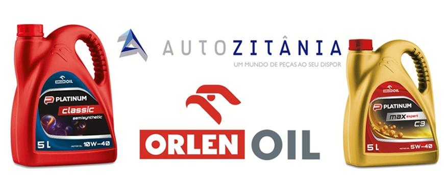 Autozitânia lança nova embalagem de óleo Orlen