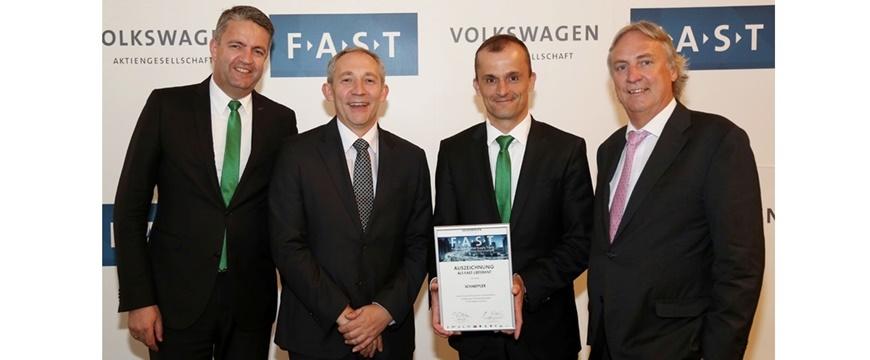 Schaeffler premiada pela inovação e estratégia