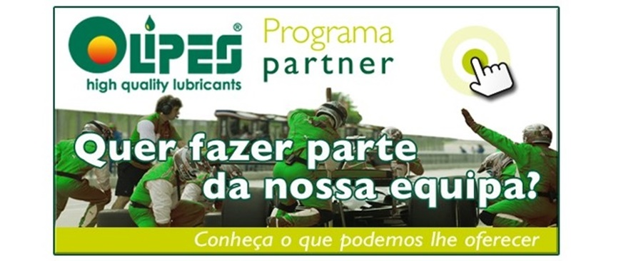 Programa Partner da Olipes