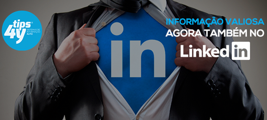 TIPS 4Y no Linkedin