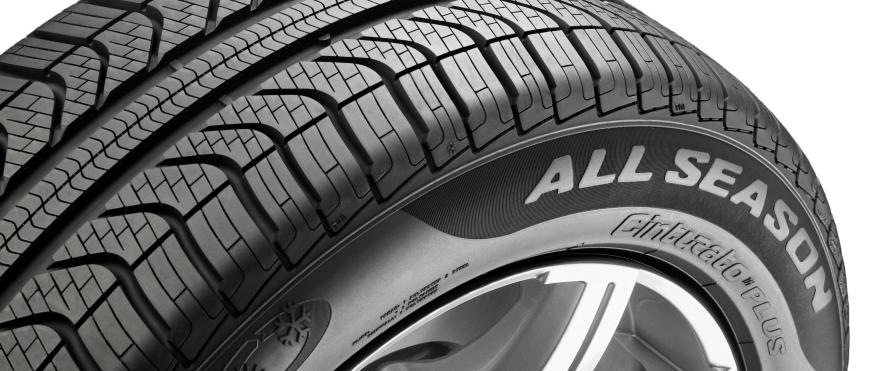 Pirelli comercializa novo Cinturato All Season Plus