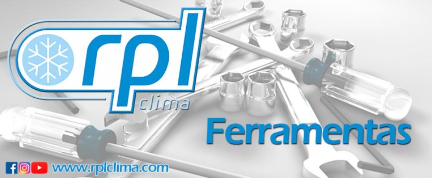 RPL Clima disponibiliza ferramentas para manutenção de sistema A/C