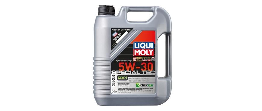 Liqui Moly lança Special Tec DX1 para os novos motores a gasolina da Opel, Vauxhall e GM