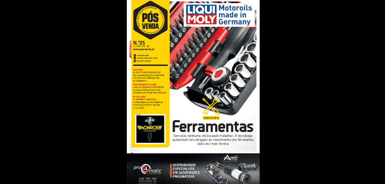 Revista Pós-Venda 25