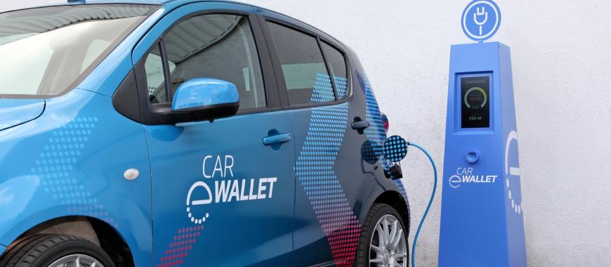 ZF, UBS e IBM desenvolvem assistente digital inovador no automóvel Car eWallet