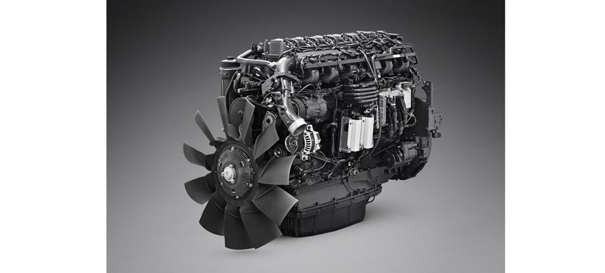 Scania investe no gás com motor de 13 litros