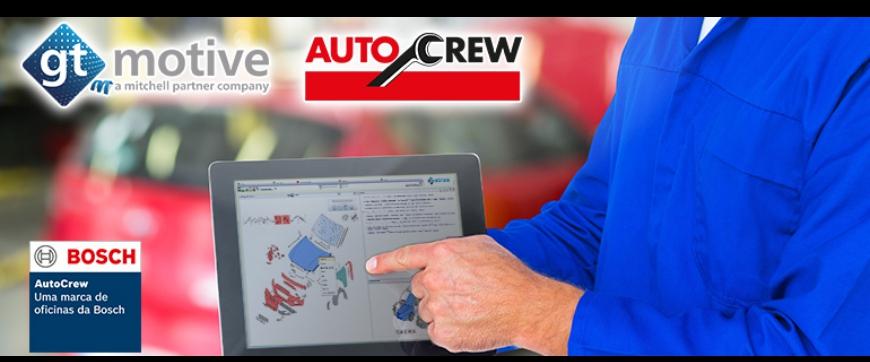 GT Estimate e AutoCrew celebram acordo para a utilização do GT Estimate