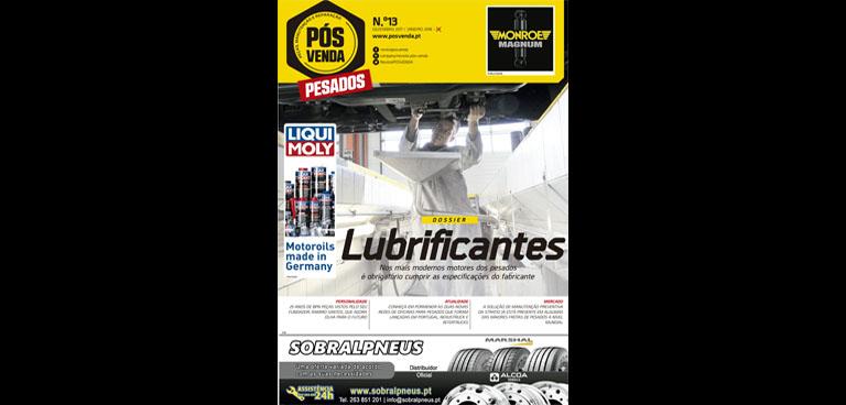 Revista Pós-Venda Pesados 13
