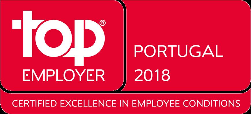Scania recebe certificação Top Employer 2018