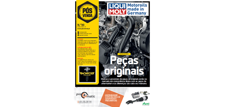Revista Pós-Venda 30