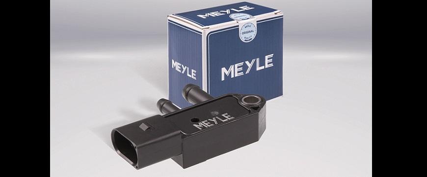 Meyle amplia gama com novos sensores de pressão diferencial