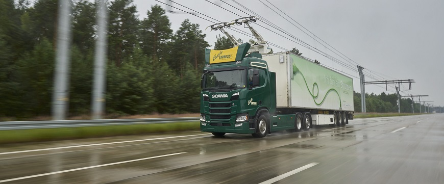 Scania e a eletrificação: uma abordagem multifacetada
