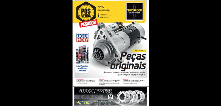 Revista Pós-Venda Pesados 15