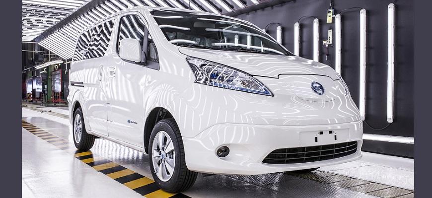 Nova Nissan e-NV200 de emissões zero e com mais autonomia