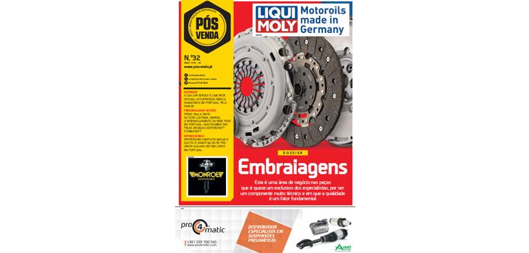Revista Pós-Venda 32