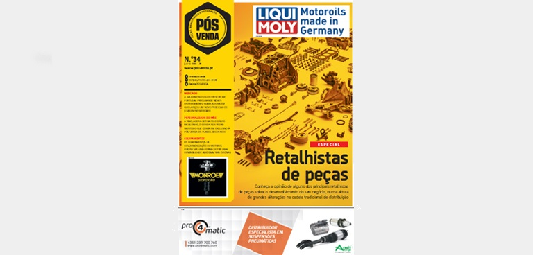 Revista Pós-Venda 34
