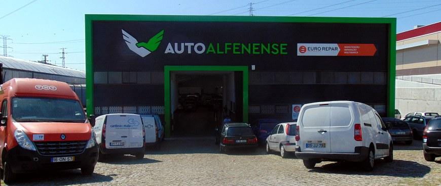 Auto Alfenense é um novo aderente à Euro Repar Car Service