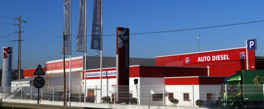 Auto Diesel primeira Oficina 4.0 de pesados