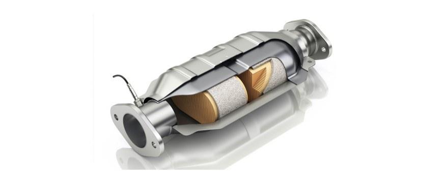 LD Auto disponibiliza serviço de limpeza e reparação de filtros de partículas/catalisadores