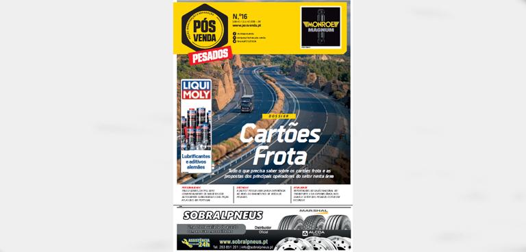Revista Pós-Venda Pesados 16