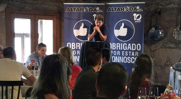 Altaroda é distribuidora oficial das Máquinas de Lavar Rodas Performtec