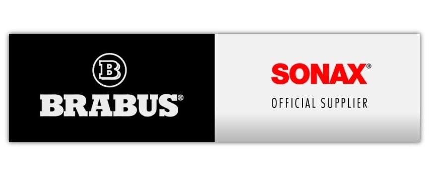 SONAX torna-se parceira e fornecedora oficial BRABUS