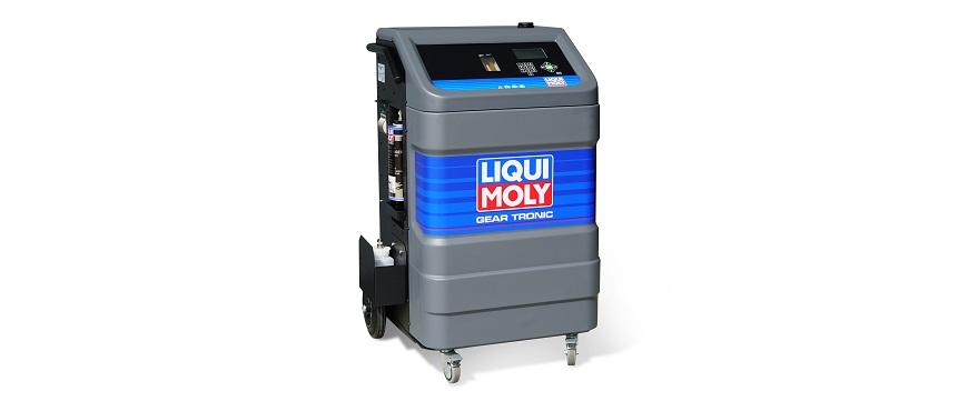 Liqui Moly apresenta dois novos equipamentos para oficinas na Automechanika